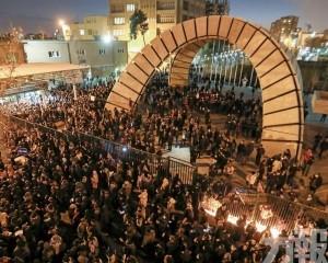 伊朗爆示威:哈梅內伊下台
