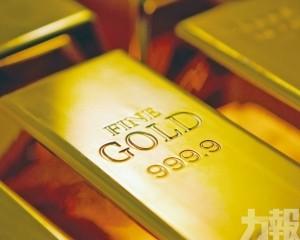 黃金上破1,600美元大關