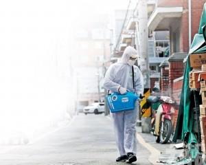 韓疫情高發 政府「撤僑」