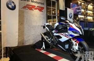 全新BMW S 1000 RR登陸澳門