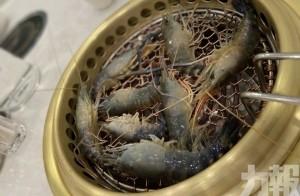 珠海首間游水蝦海鮮Buffet