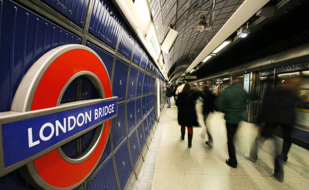 Jubilee Line 全日停運