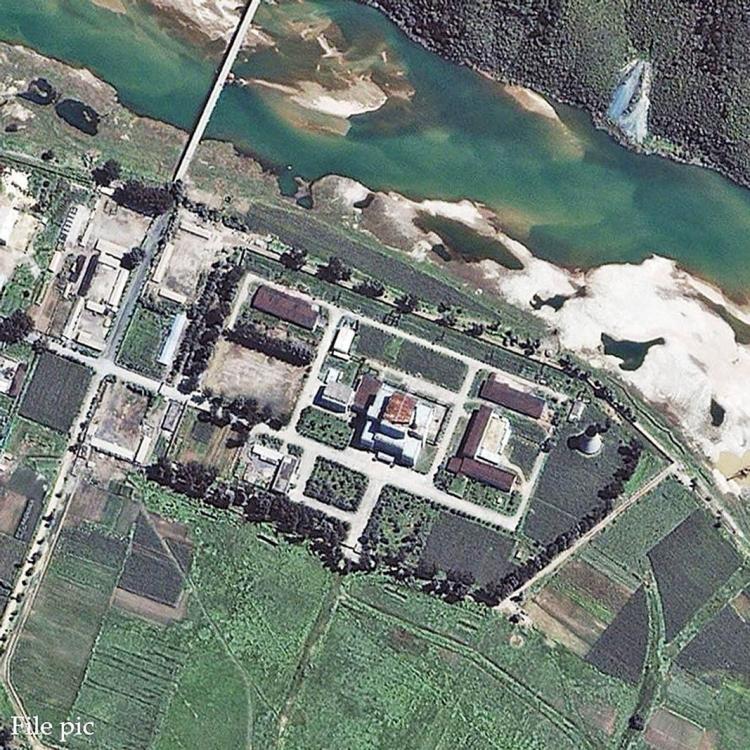 朝鮮炸毀豐溪里核試場