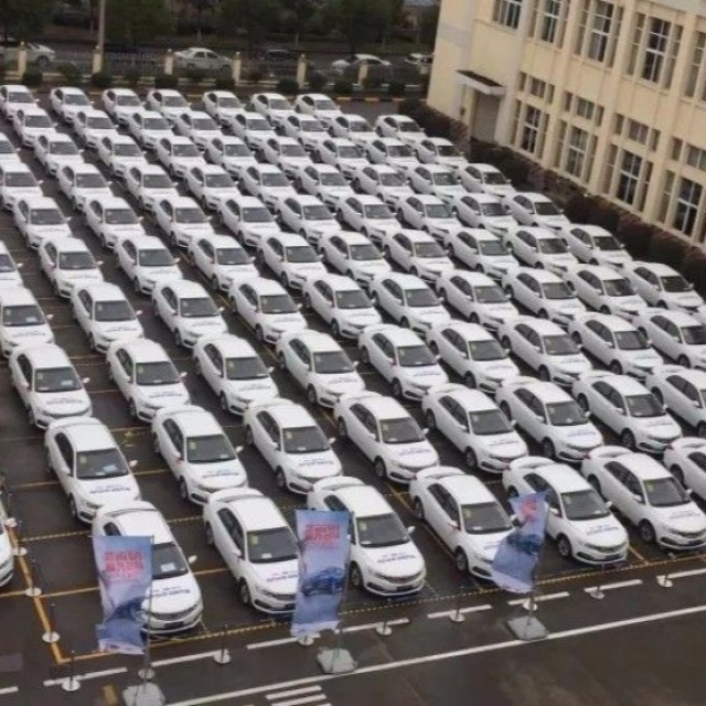 送100部私家車俾員工