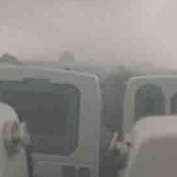 全日空赴港客機機艙冒煙  四人不適