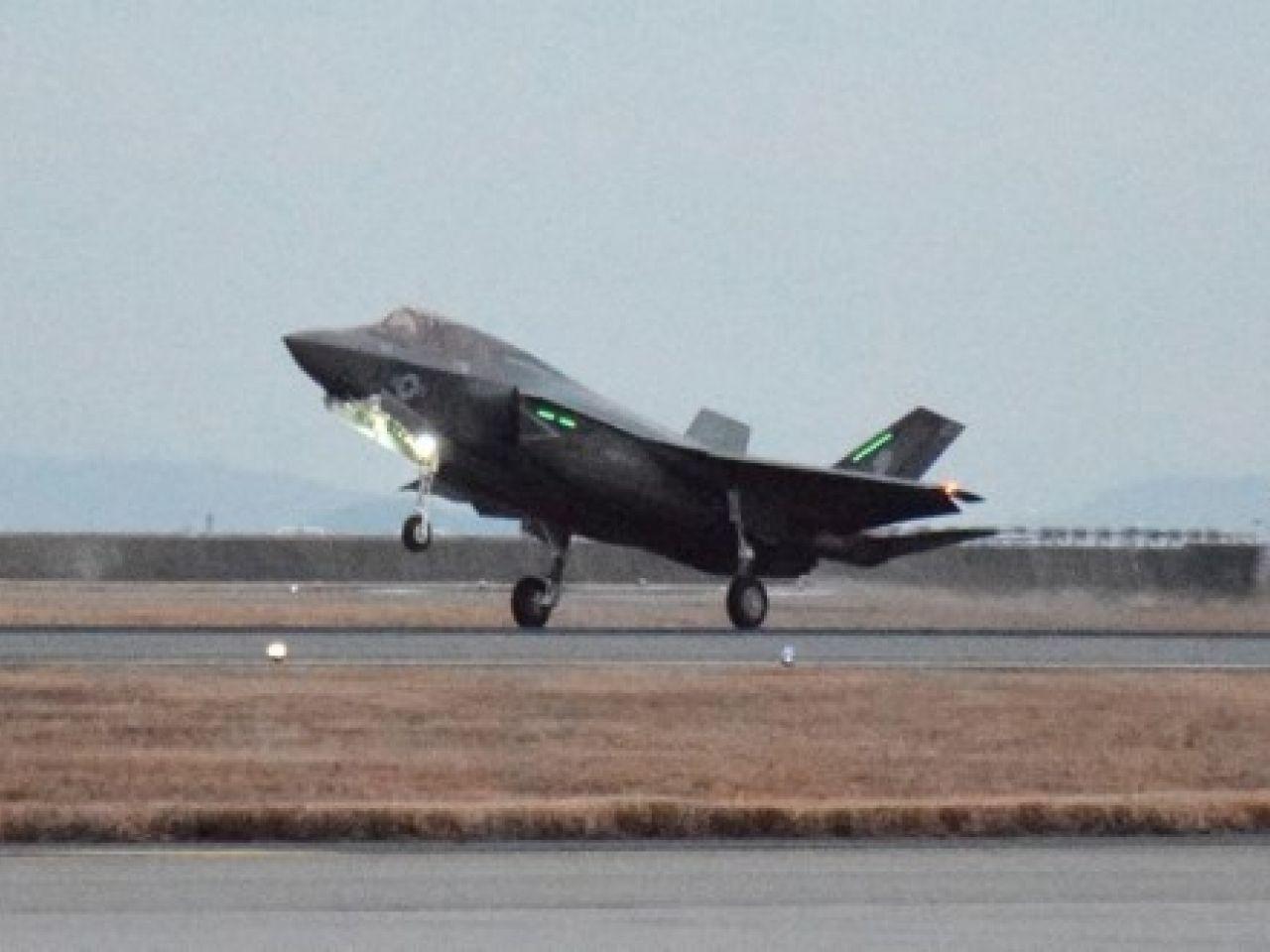 日本擬引進F-35B戰機應對中國