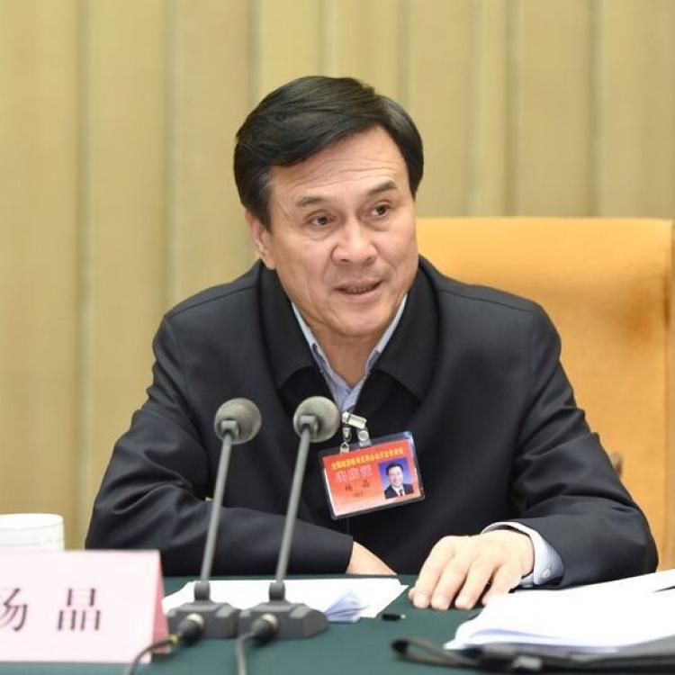 國務委員楊晶涉貪違紀遭撤職