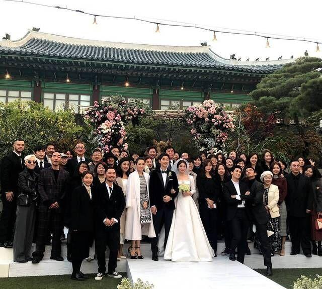 宋仲基宋慧喬舉行世紀婚禮
