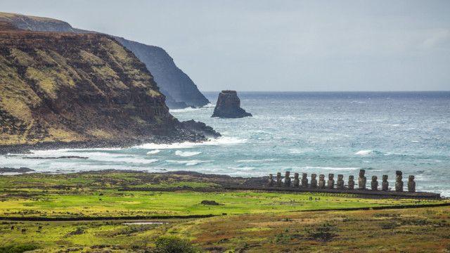 漲潮令復活島海岸遭侵蝕