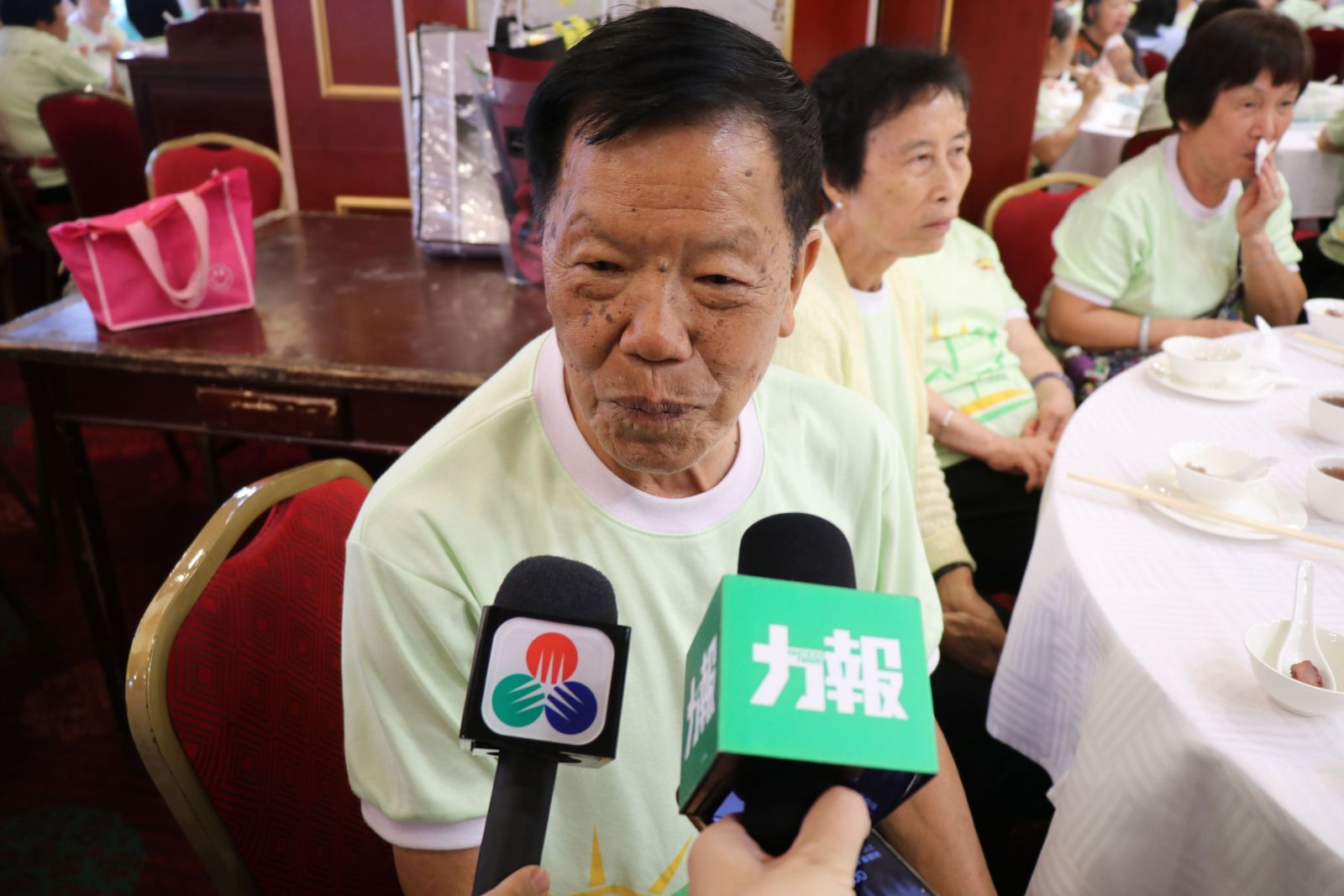 逾300老友記參與社會服務計劃