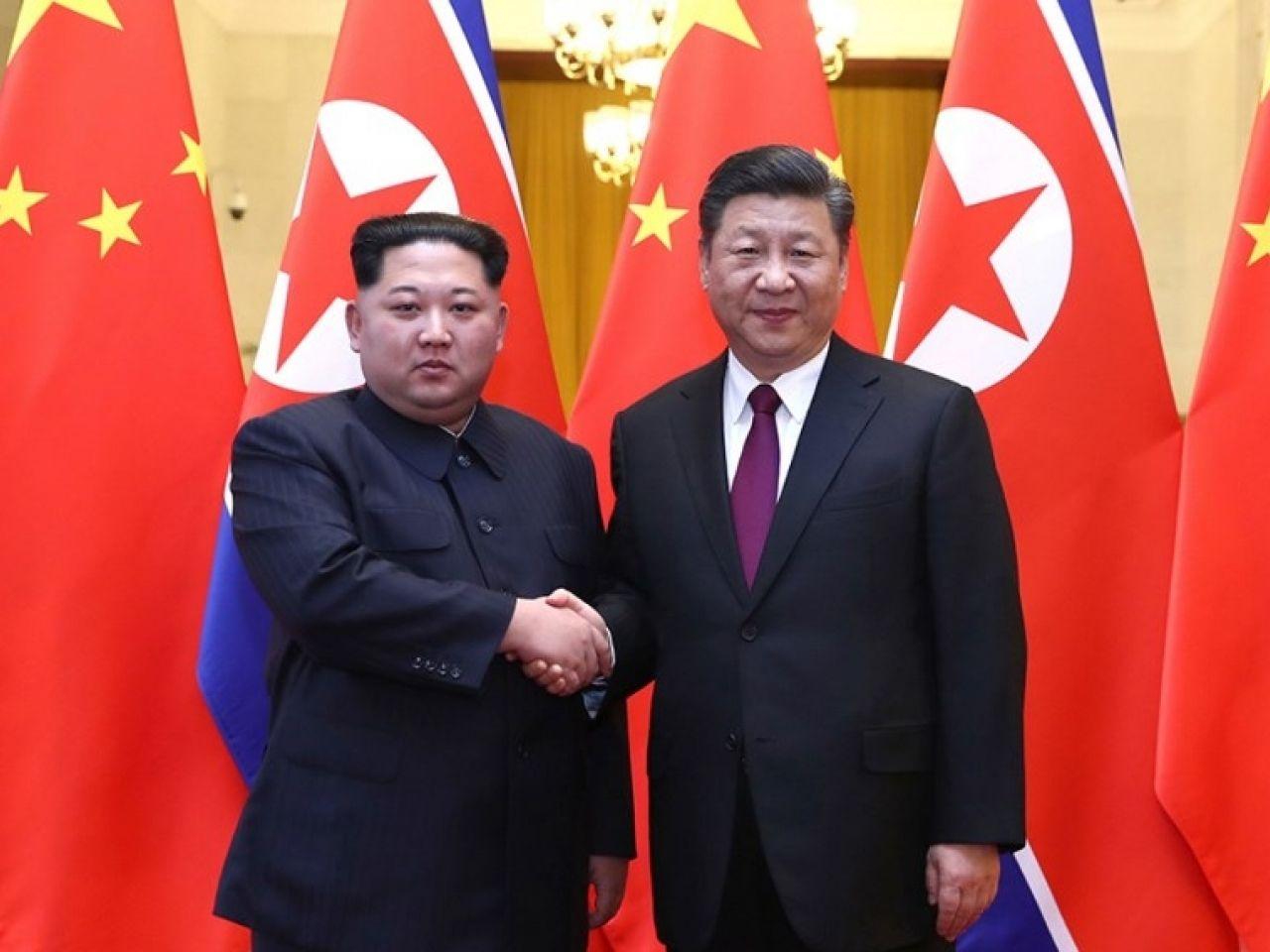 金正恩第三度訪華 韓指掌握情況