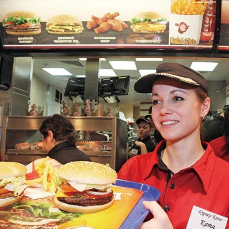 漢堡王廣告遭轟